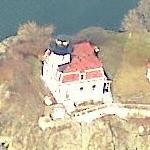 Pomham Rocks Light (Bing Maps)