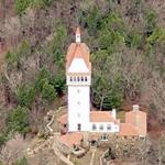 Heublein Tower (Birds Eye)