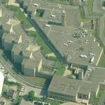 Riverfront State Prison - Closed (Birds Eye)