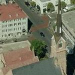 St. Matthew's German Evangelical Lutheran Church (Birds Eye)