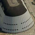 Dirigible USS Macon's Hangar 1 (Birds Eye)
