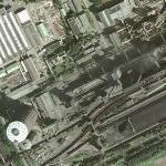 Coking Plant Prosper (Bing Maps)
