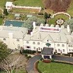 "Robert Vaughn's Mansion ""The Highmeadow Estate"" (former) (Birds Eye)"