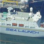 Sea Launch Commander - Assembly and Command Ship (Bing Maps)