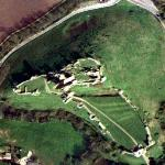 Corfe Castle (Bing Maps)