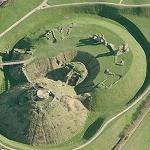 Sandal Castle (Birds Eye)