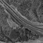 Sideling Hill Cut (Bing Maps)