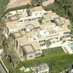 Muhammed bin Fahd bin Abdulaziz Al Saud's House