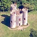 Blaise castle (Bing Maps)