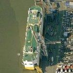 Vehicle Carrier - GRANDE ROMA (Birds Eye)