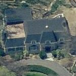 Brett D. Yormark's House (CEO of The Brooklyn Nets) (Birds Eye)