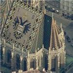 St. Stephan's Cathedral (Birds Eye)
