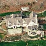 Ryan Reynolds and Blake Lively's House (Birds Eye)