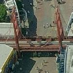 Golden Gate Bridge replica (Disneyland)