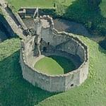 Cardiff Castle (Bing Maps)