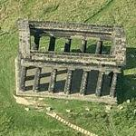 Copy of the Temple of Hephaestus (Penshaw Monument) (Birds Eye)