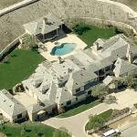 Dan Schneider's House (previously owned by Lori Milgard) (Birds Eye)
