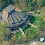The Saratoga Performing Arts Center (SPAC) (Birds Eye)