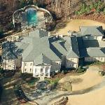 Calvin Darden's House (Birds Eye)