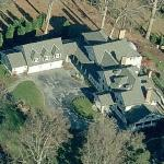 Bruce E. Behrens' House (Birds Eye)