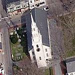 Trinity Church (Birds Eye)