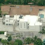 Carlos Gutierrez's House (Birds Eye)