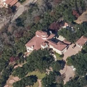 Matthew McConaughey's House (Birds Eye)