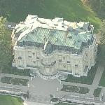 Benjamin de Rothschild's House (Birds Eye)