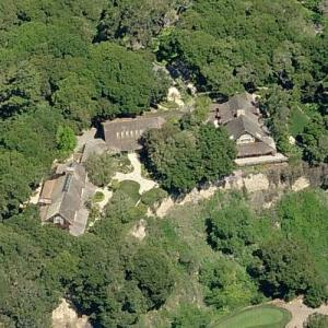 Doris Day's House (Birds Eye)