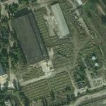 Tank Graveyard in Kharkiv