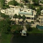 Merv Griffin's house (former) (Bing Maps)