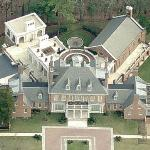 Steve Phillips' House (Birds Eye)