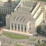 United Nations Building, Geneva (Bing Maps)