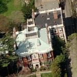 Stanley Weiss' House (Birds Eye)