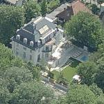 Thomas Mann's house (former) (Birds Eye)