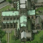 Chester Cathedral (Bing Maps)
