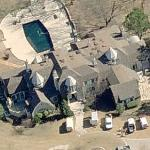 Sandra Bullock's House (Birds Eye)