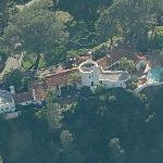 Tony Robbins' House (Former) (Birds Eye)