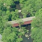 Sheard Mill Covered Bridge (Birds Eye)