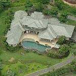 David Ward's house (Birds Eye)
