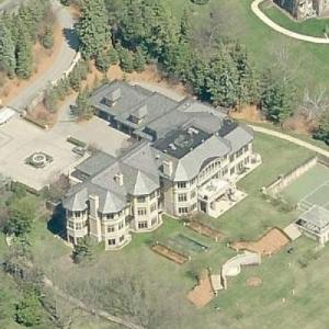 Gary Holmes' house (Birds Eye)