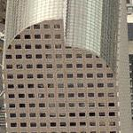 'Wells Fargo Center' by Philip Johnson (Birds Eye)