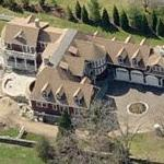Mike Mahoney's house (Birds Eye)