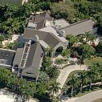 Tim Farris' House (Birds Eye)