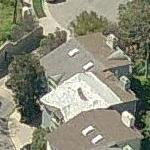 Angelyne's House (Former) (Birds Eye)