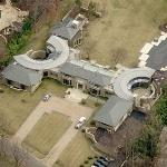 Mark D. Lerner's House (Former) (Birds Eye)