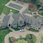 Juwan Howard's House (Former) (Birds Eye)
