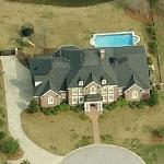 John S. McCown's House (Birds Eye)