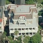 Col. Richard Lathers' House (Former) (Birds Eye)