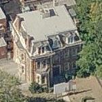 James Cooper's House (Former) (Birds Eye)